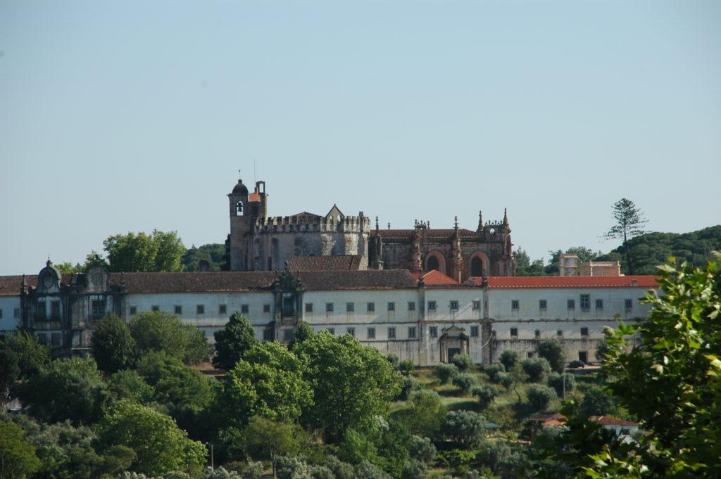 convento de cristo full view