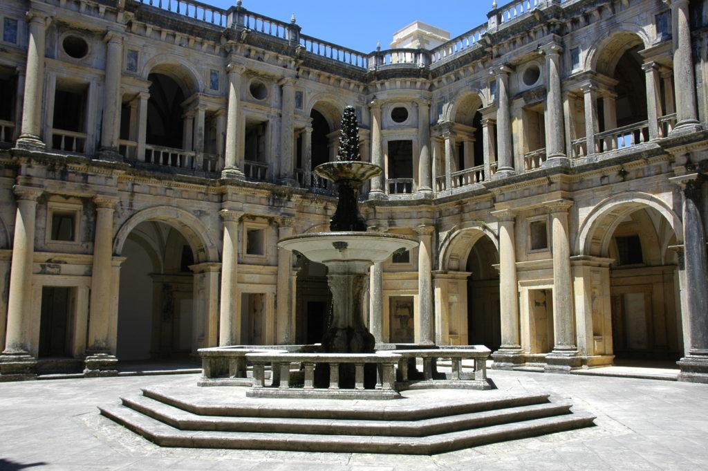 convento de cristo main cloister