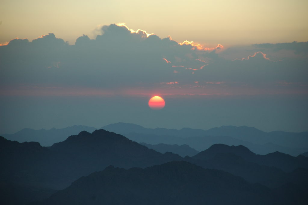 Climbing Mt. Sinai