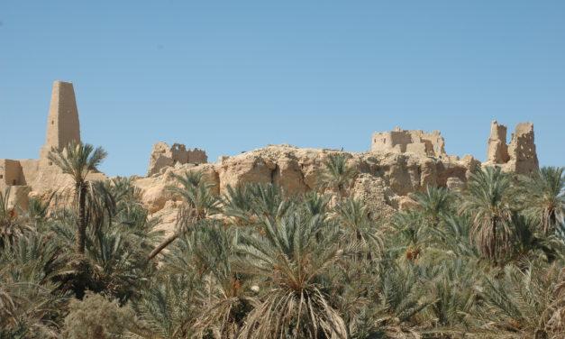 Siwa Oasis, Egypt
