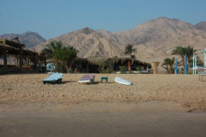 Soft Beach in Tarabin, Egypt