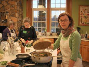 folk school cooking class
