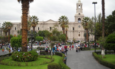 Arequipa and Colca Canyon Photo Essay