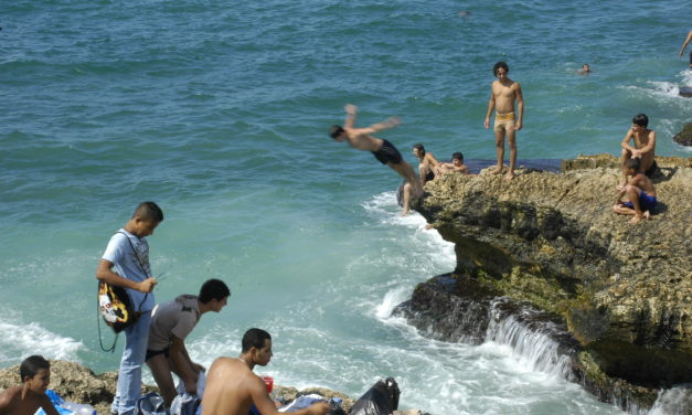 Photo of the Week: Beirut's Corniche