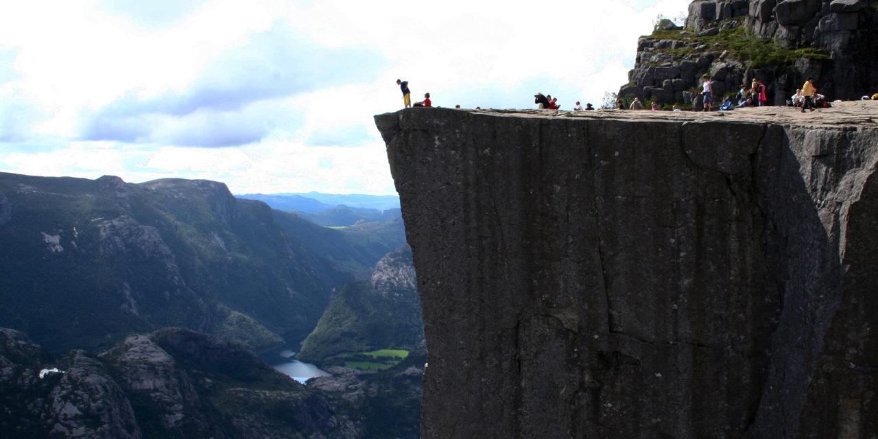 Photo of the Week: Preikestolen Norway