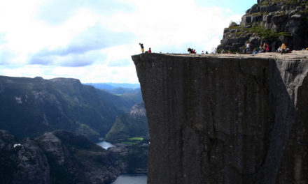 Photo of the Week: Preikestolen Norway