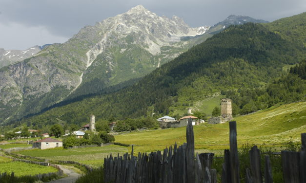Photo of the Week: Svaneti, Republic of Georgia