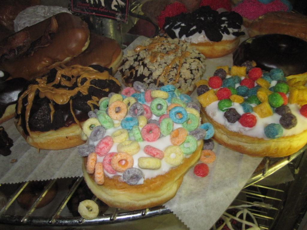 VooDoo Doughnuts Portland