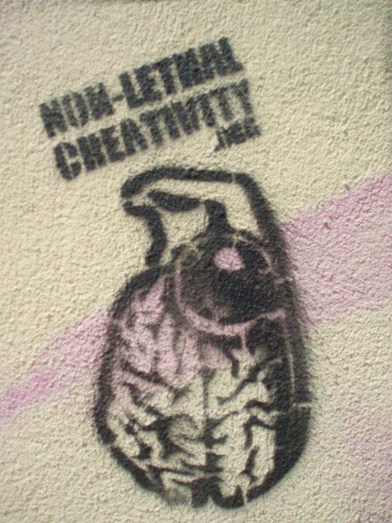 graffiti porto portugal non-lethal creativity