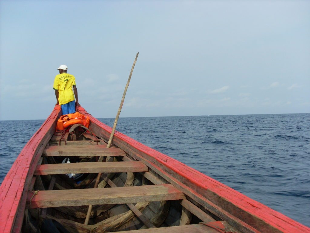 conakry fishing boat