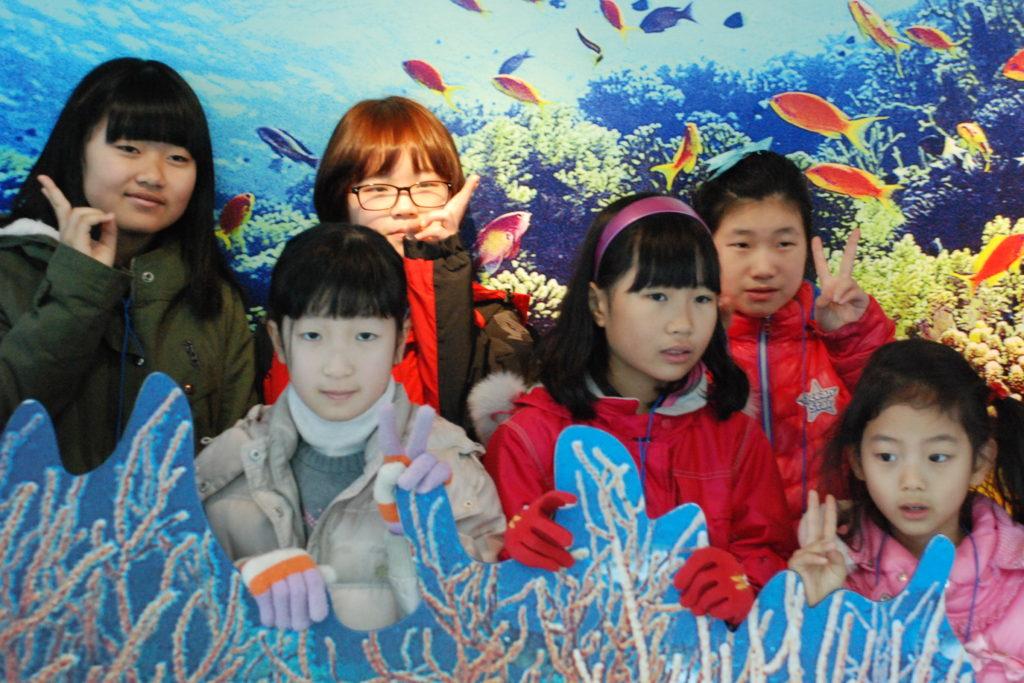 haenyeo museum students jeju