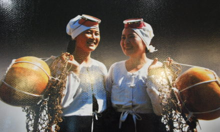 The Women Divers of Jeju