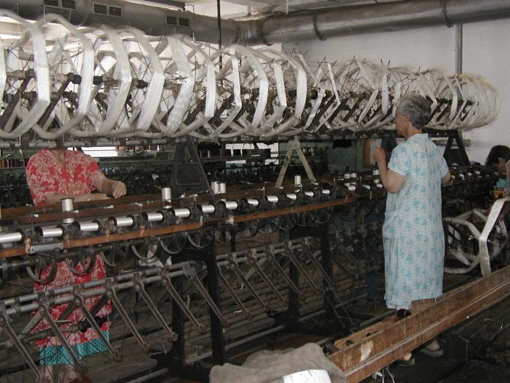 margilan uzbekistan silk factory