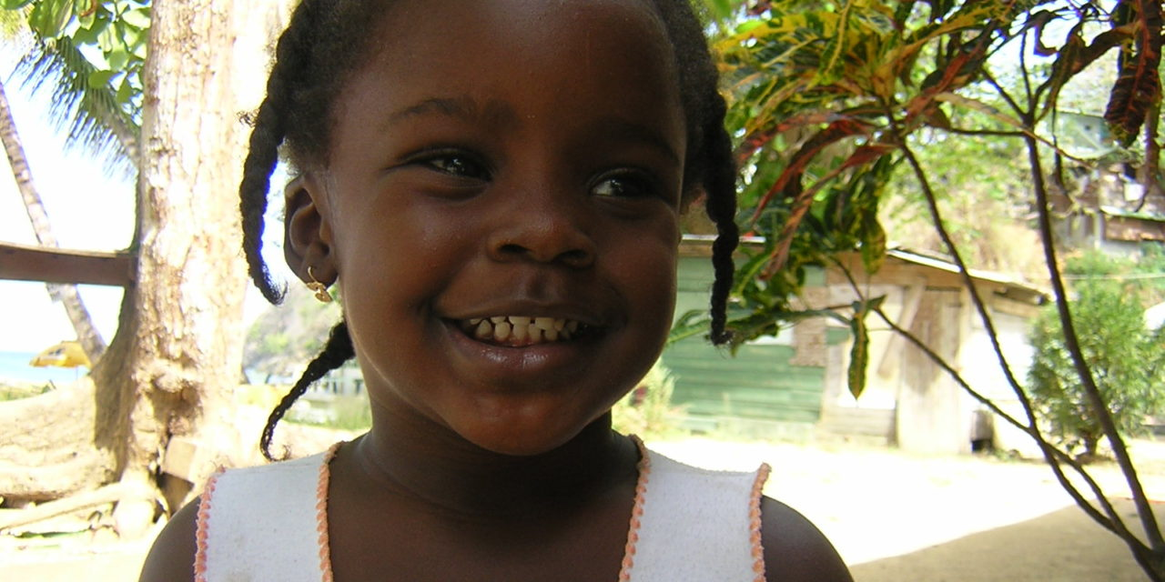 Photo of the Week: Girl from Tobago
