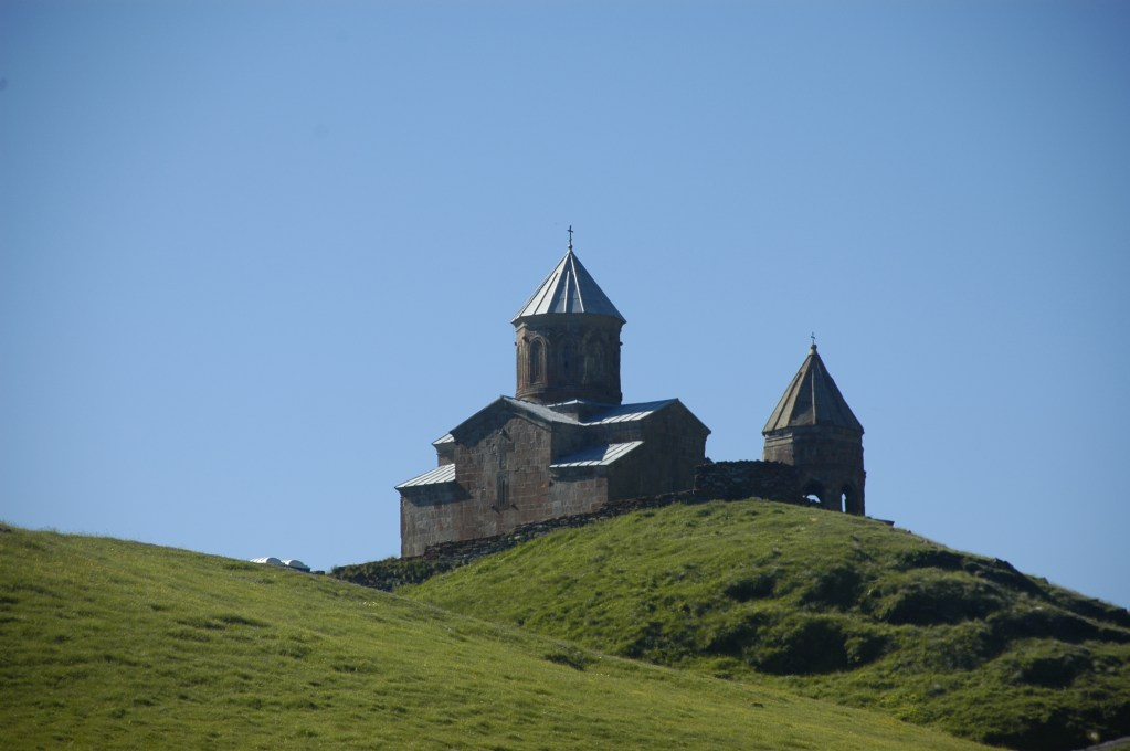 Gergeti Trinity Church kazbegi georgia