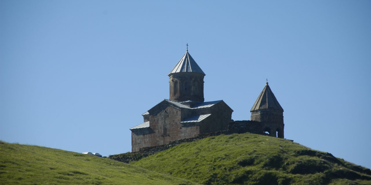 Photo of the Week: Georgian Churches