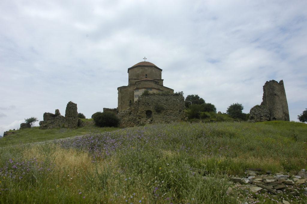 Jvari Monastery mtsketa georgia