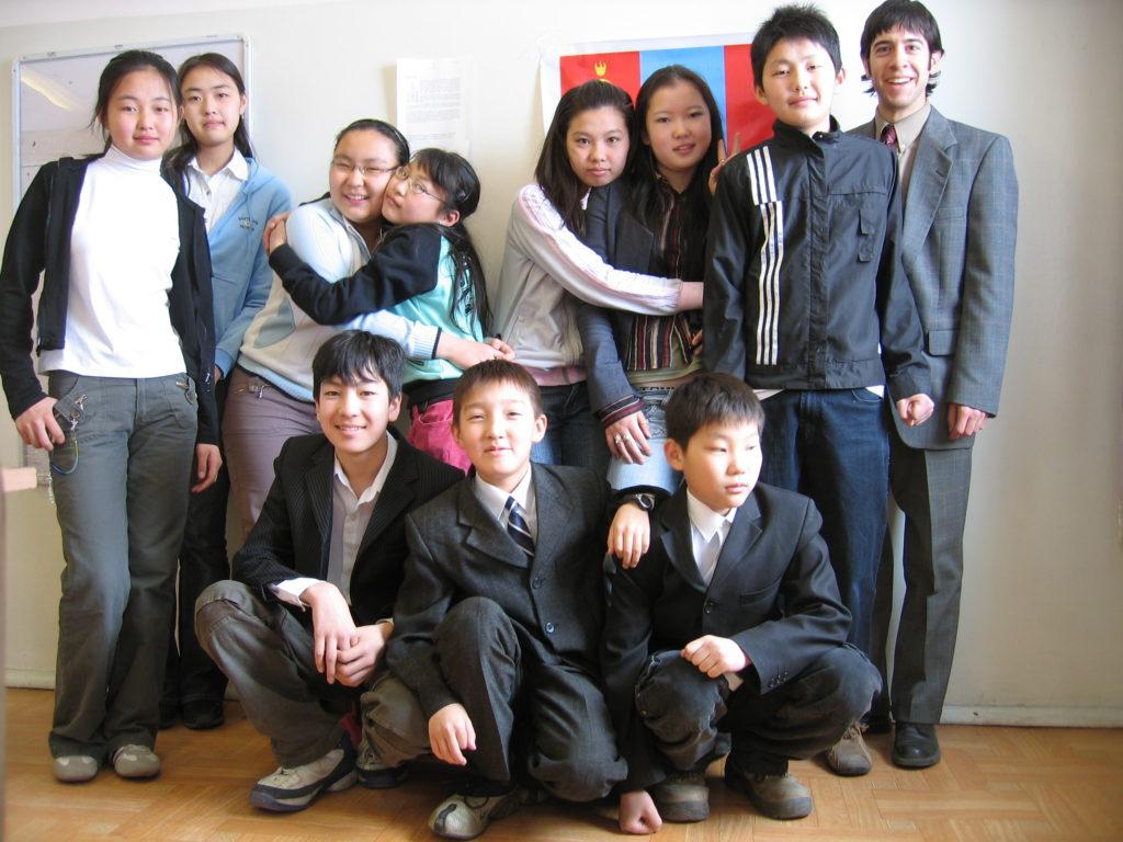 esl tefl mongolia ulaanbaatar