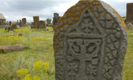 Photo of the Week: Armenian Khachkars
