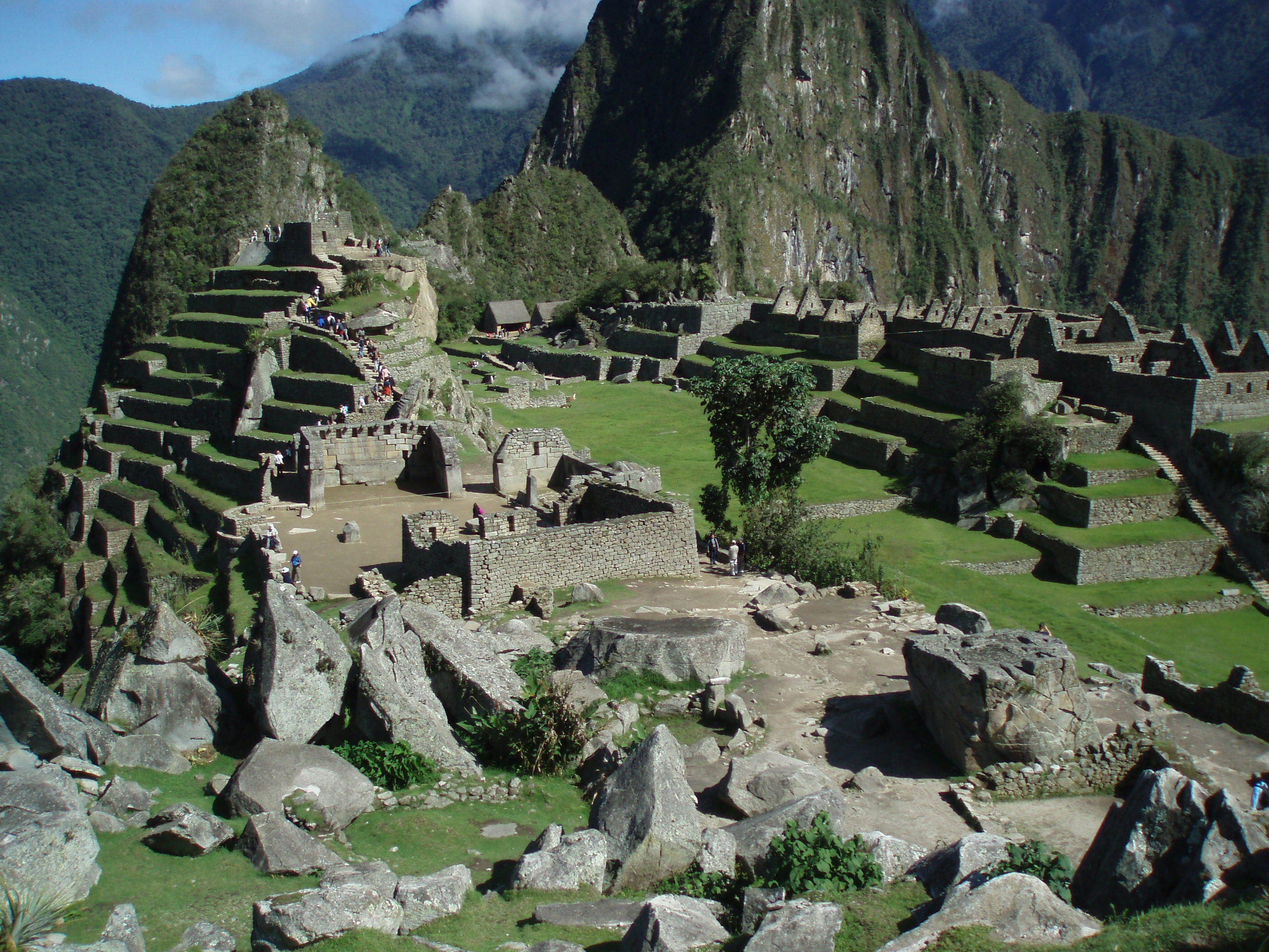 Image result for machu picchu close up""