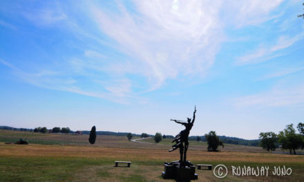 Photo of the Week: Serene Gettysburg Battlefield