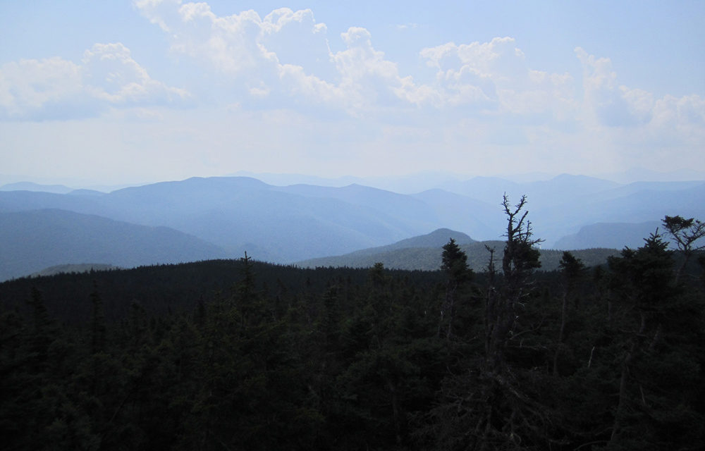 Hiking the White Mountains of New Hampshire