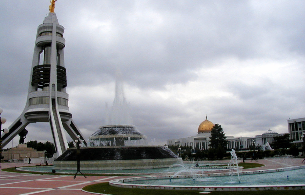 Photo of the Week: Ashgabat, Turkmenistan