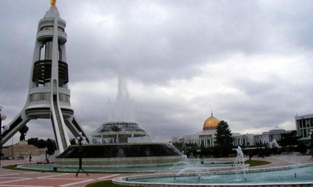 Photo of the Week: Ashgabat, Turkmenistan