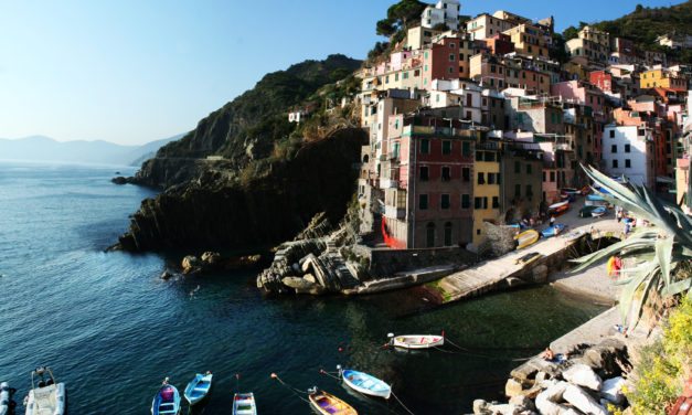 Photo of the Week: Cinque Terre