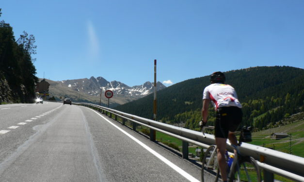 Gonzo tourism in Andorra