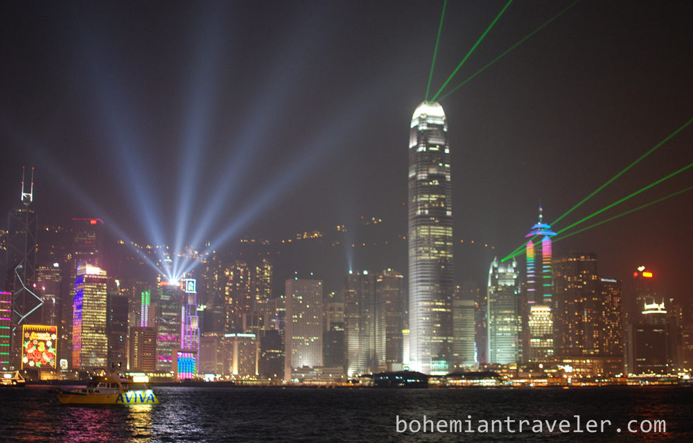 4 Ways to Get the Best View of Hong Kong Skyline