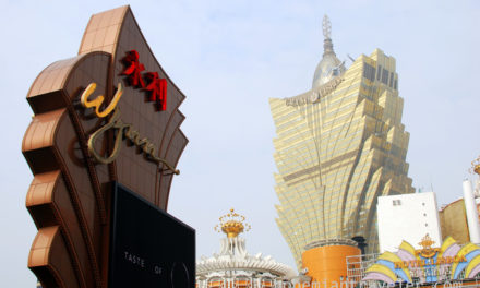 Photo of the Week: Different Sides of Macau