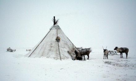 New Year's with the Nenets of the Russian Arctic
