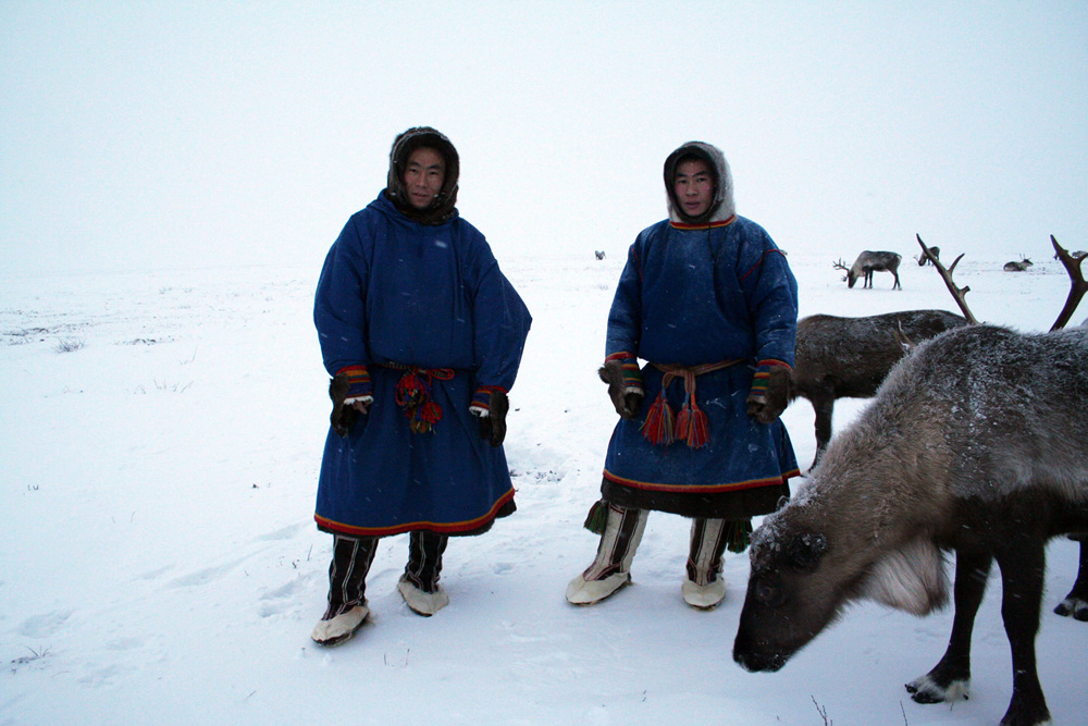 Nenets Russian of the Arctic