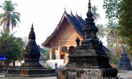 What it's like in: Luang Prabrang, Laos