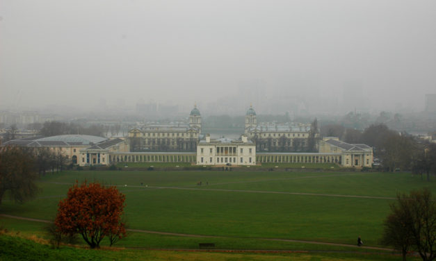Photo of the Week: Greenwich England