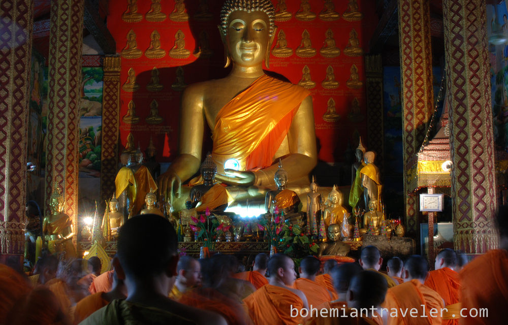 The Sights and Sounds of Luang Prabang – Video