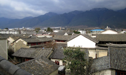 A Day of Travel Costs in Yunnan Province