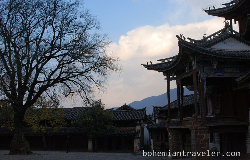 Old Town Shaxi of the Tea Horse Road