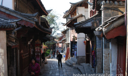 Photo of the Week: Lijiang China