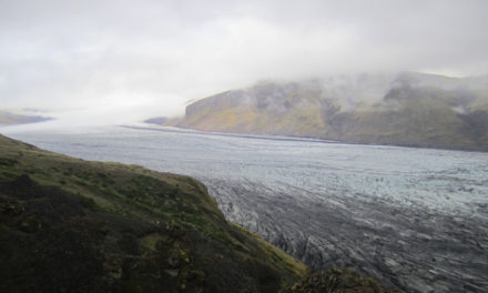 Photo of the Week: Vatnajokull Glacier Iceland
