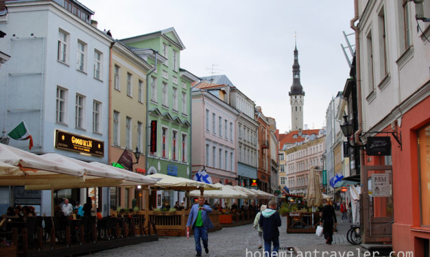 Your Guide to Tallinn Estonia