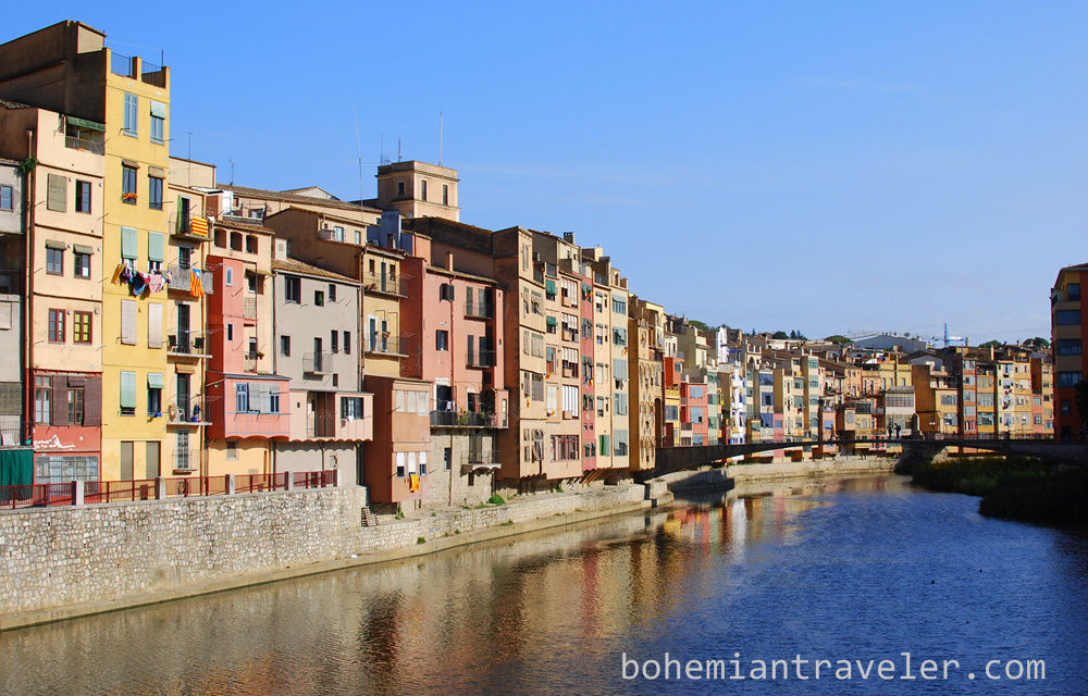 Photo of the Week: Colorful Houses of Girona Spain