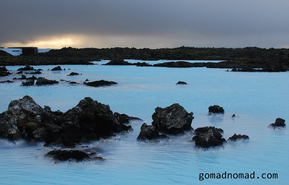 Photo of the Week: Milky Blue Iceland