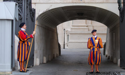 Walk through the Vatican Museum