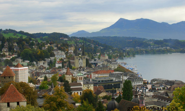 Photo of the Week: Luzern Switzerland