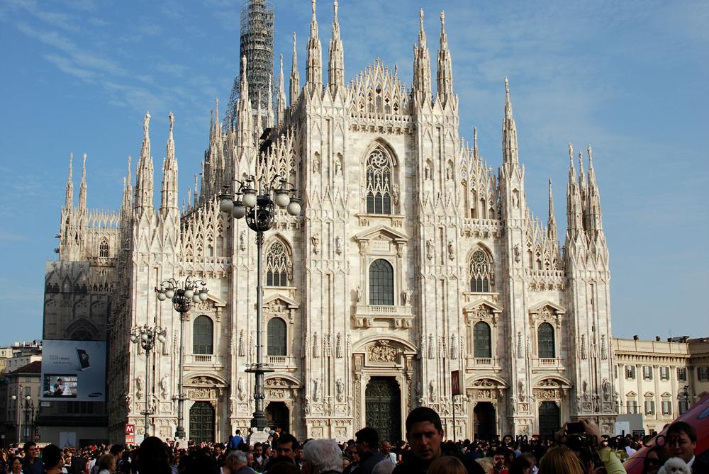 Milan duomo Catheral Italy