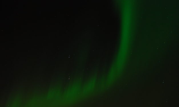 Photo of the Week: Northern Lights in Iceland