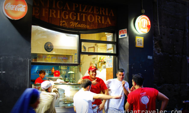 Photo of the Week: Napoli Pizzeria