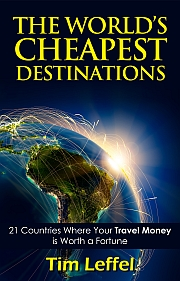 World's Cheapest Destinations Book Review